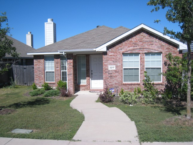 Great starter home in McKinney, Texas